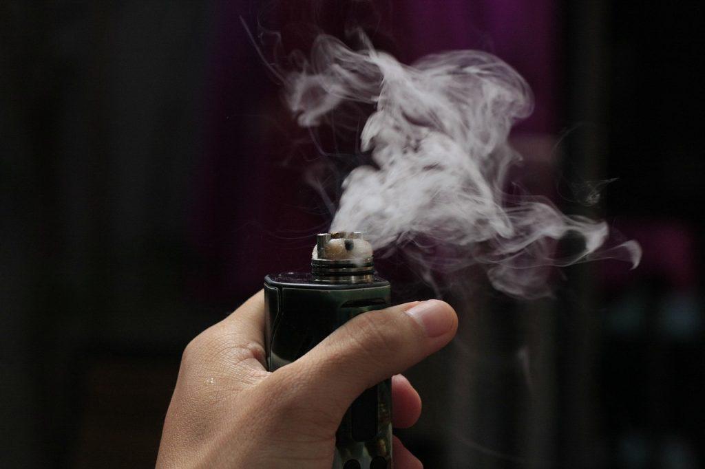 using vaping to quit smoking